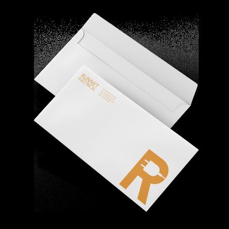 Envelopes 1&2 Colours
