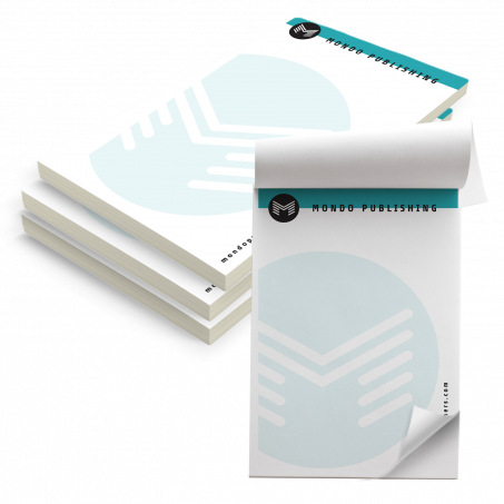 Notepads 1 & 2 Colours