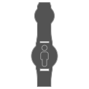 16oz (500 ml) Round Deli Container Sleeve icon