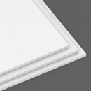 1/4 White Rigid Plastic (Sintra) icon