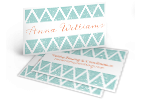 1 & 2 Colour Business Cards Icon